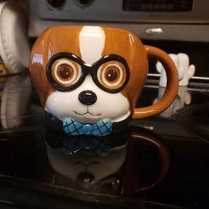 CUTE Dog Nerd Mug